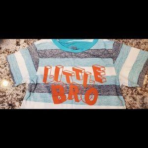Shirts & Tops - Little Bro tee 3T